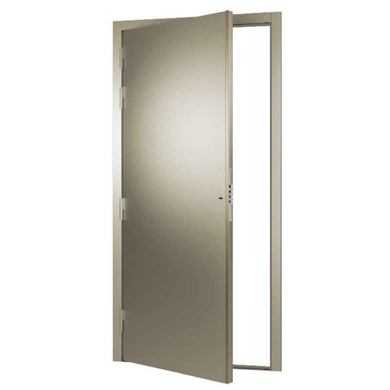 Porte de cave porte 3 points blind e tempo certifi e luxlock - Porte blindee 3 points ...